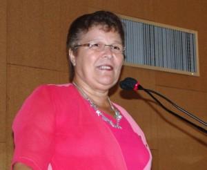 Deputada Fátima Nunes - PT Bahia